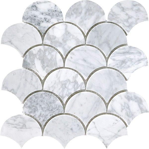Carrara Fish Scale