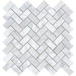 Carrara Small Herringbone