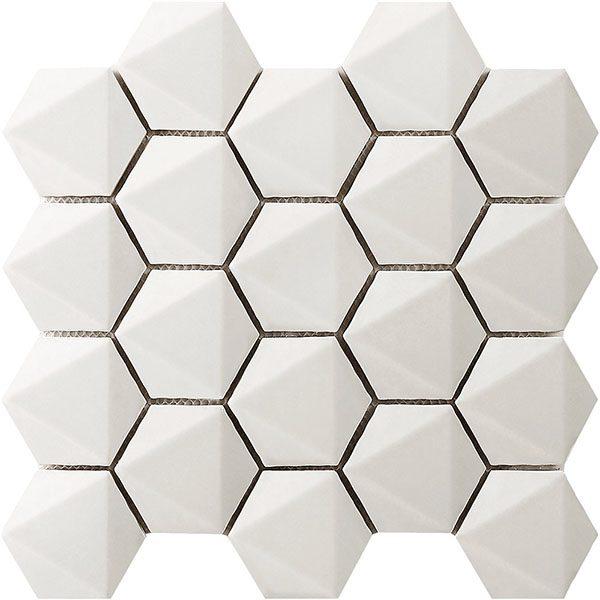 Snow Honeycomb